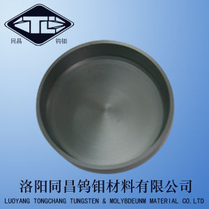 Molybdenum Crucible for Melting Sapphire pictures & photos