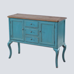 Exquisite Cabinet Antique Furniture with Drawers pictures & photos