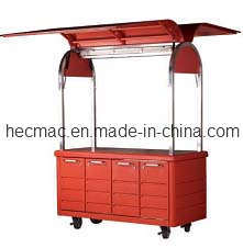 Multifunctional Mobile Food Cart (FEHWA001) pictures & photos