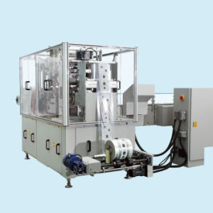 Tp-T100sk Automatic Napkin Tissue Packaging Machine pictures & photos