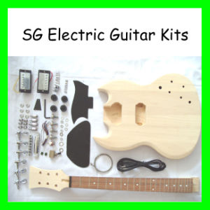 SG Electric Guitar Kits