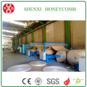 Hcm-1600 Automatic High-Speed Honeycomb Core Line pictures & photos