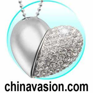 4GB/8GB USB Flash Drive Necklace (CVSC-K14)