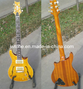 Hollow Body F Hole Prs Electric Gtar pictures & photos