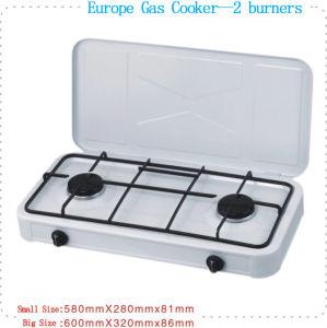 Europe Gas Cooker-2 Burners (ES2)