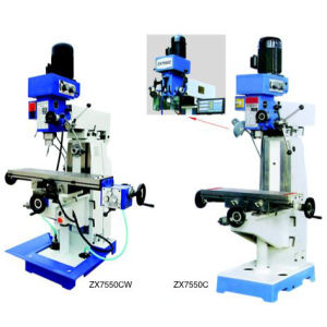 Milling Drilling Machine