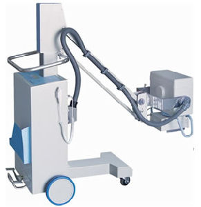 Xm101c High Frequency Mobile X-ray Equipment (100mA) pictures & photos