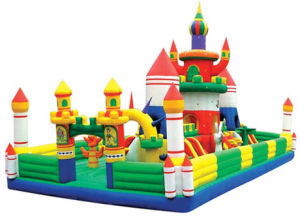 2016 Fun and Fashion Inflatable Castles pictures & photos