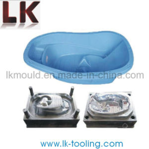 Plastic Injection Baby Bathtub Mould Molding
