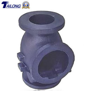 Customized Ductile Iron Sand Casting Valve Part Valve Body