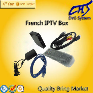 French Channels IPTV Box