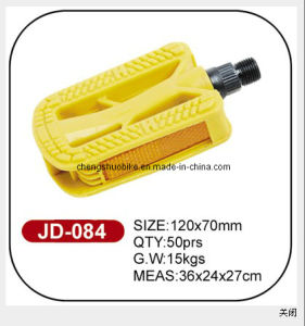 High Quality and Best Price Colored Bike Pedal Jd-084 pictures & photos