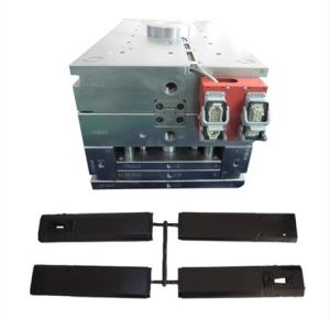 Plastic Injection Molding Parts (4cavities)