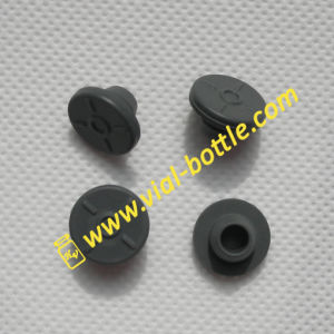 13mm Rubber Stopper for Injection Vial (HVRS004) pictures & photos