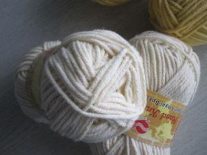 Cotton Knitting Yarn (LY-K053)