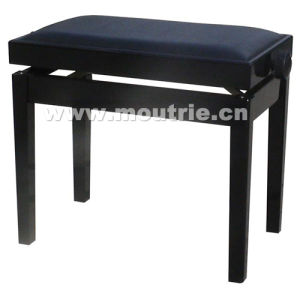 Musical Instruments Modern Black Adjustable Piano Bench Stool (D) Schumann pictures & photos