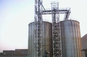 Steel Silo for Malt