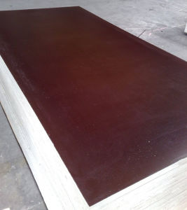 AAA Grade Brown Film Faced Plywood for Building Materials with Ce pictures & photos