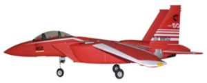RC Plane Model F15 With 360 Vector (ST-D19B)