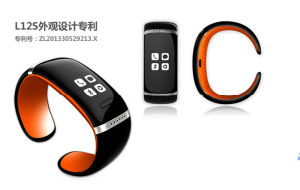 Newest Bracelet Bluetooth Bracelet Watch (MS004Y-L12B) , Smart Watcth Phone
