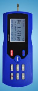Blue Surface Roughness Tester