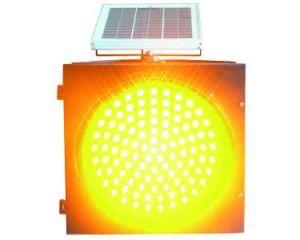 Solar Traffic Warning Light (HNSW-YW11)