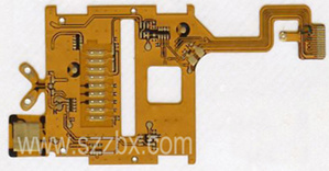 Flex Printed Circuit Board pictures & photos