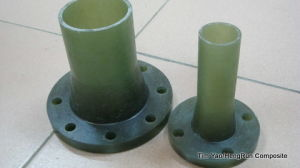 FRP Hige Pressure Fittings/Nozzels /Flanges pictures & photos