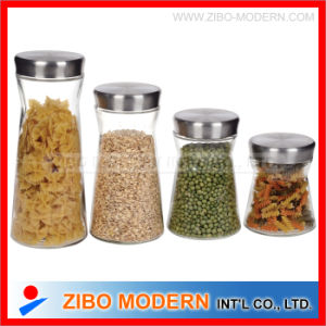 Wholesale Glass Jars with Lid pictures & photos