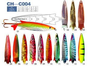 Wholesale Top Grade Fishing Lure Spoon pictures & photos
