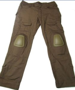 Pants With Knee Pad (6792-641)