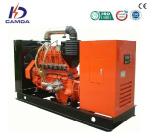 Heat Recovery Biogas Generator / CHP Biogas Generator / Biogas Cogenerator with CE Certificate From 20kw pictures & photos