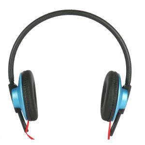 High Quality Metal Headband Types of Headphone for Mobile pictures & photos