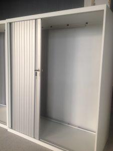 Single Tambour Door Storage Metal Cupboard pictures & photos
