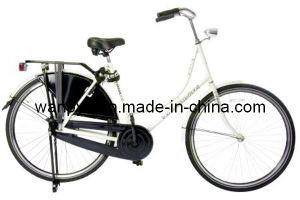 White Oma Bike (YYP-OMA-BIKE-023)