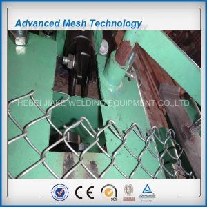 Chain Link Fence Mesh Making Machine pictures & photos