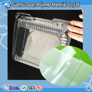 High Transparency PVC Rigid Film for Cosmetic Packaging pictures & photos