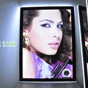 Customized LED Wall Mount Acrylic Light Box pictures & photos