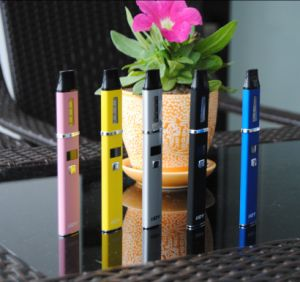 2014 Super Thin Ijoy Ss-Itop Slimmest Wholesale E Cigarette with OLED Screen