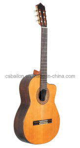 Guitar with Shell Inlay (BLCA-C101)
