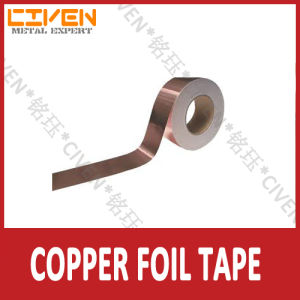 Copper Foil Tape for Electronic Materials Use for PDP Electromagnetic Shield