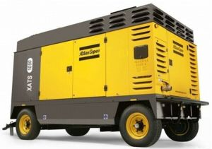 Atlas Copco Portable Screw Air Compressor Xats1050 CD pictures & photos
