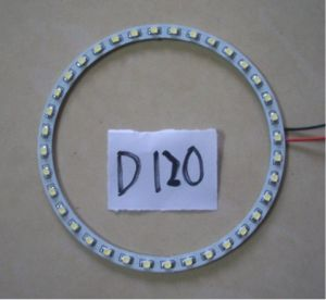 120mm 3528 36SMD Angel Eye LED Auto Lamp pictures & photos