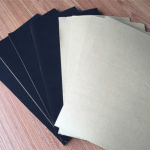 Open Cell EPDM Foam with Adhesive for Packing pictures & photos