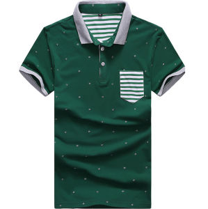 Wholesale Price Men Polo Shirt pictures & photos