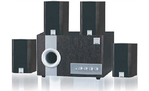 4.1 Multimedia Speaker With USB/SD (W-8500II/4.1)