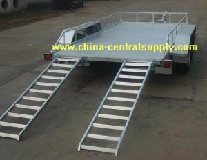 4.0x1.8m Car Carrier Trailer (CCT010B) pictures & photos