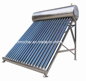Stainless Steel Non-Pressure Solar Water Heater (MICHER-MCNB58)