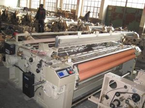 150 Single Nozzle Water Jet Loom with Dobby (TJW-150)