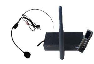 Wireless Microphone and Presenter (KZ-FR2.4)